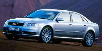 2004 Audi A8 L Vehicle Photo in Glenwood Springs, CO 81601