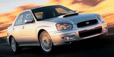 2004 Subaru Impreza Sedan Vehicle Photo in Colorado Springs, CO 80905