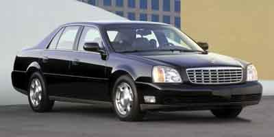 Baldwin Gold 2004 Cadillac DeVille: Used Car for Sale - C770001A