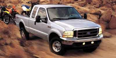 2004 Ford Super Duty F-250 Vehicle Photo in Joliet, IL 60586