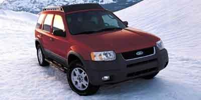 2004 Ford Escape Vehicle Photo in Trevose, PA 19053-4984