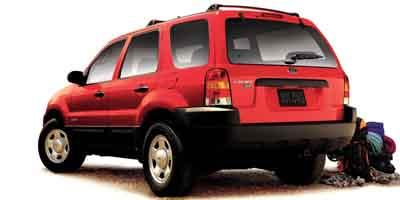 2004 Ford Escape Vehicle Photo in Columbia, TN 38401