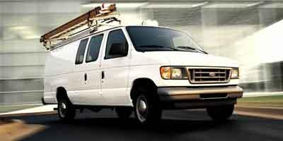 2004 Ford Econoline Cargo Van Vehicle Photo in Trevose, PA 19053-4984