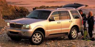 2004 LINCOLN Aviator Vehicle Photo in Fishers, IN 46038