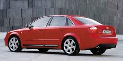 2004 Audi S4 Vehicle Photo in Akron, OH 44320