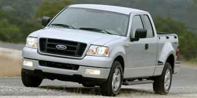 2004 Ford F-150 Vehicle Photo in Decatur, IL 62526