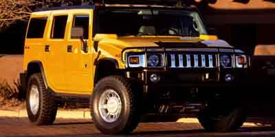 2004 HUMMER H2 Vehicle Photo in Minocqua, WI 54548
