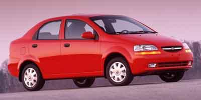 2004 Chevrolet Aveo Vehicle Photo in Akron, OH 44320