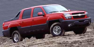 2004 Chevrolet Avalanche Vehicle Photo in Rockville, MD 20852