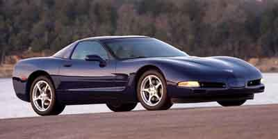 2004 Chevrolet Corvette Vehicle Photo in Warrensville Heights, OH 44128