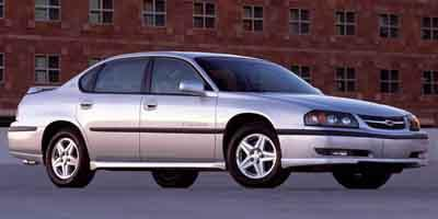2004 Chevrolet Impala Vehicle Photo in Macedon, NY 14502