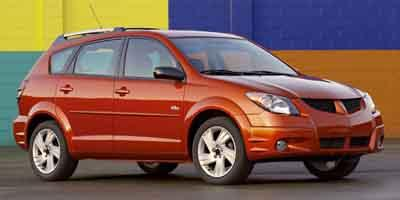 2004 Pontiac Vibe Vehicle Photo in Kittanning, PA 16201