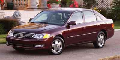 2004 Toyota Avalon Vehicle Photo in Greenville, NC 27834