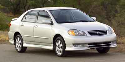 2004 Toyota Corolla Vehicle Photo in Anaheim, CA 92806