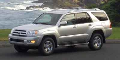 2004 Toyota 4Runner Vehicle Photo in Austin, TX 78759