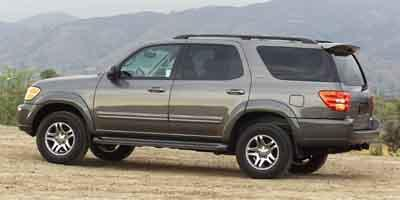 2004 Toyota Sequoia Vehicle Photo in Trevose, PA 19053