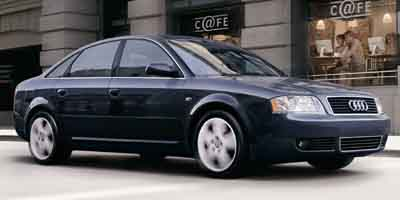 2004 Audi A6 Vehicle Photo in Williamsville, NY 14221