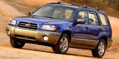 2004 Subaru Forester Vehicle Photo in Beaufort, SC 29906