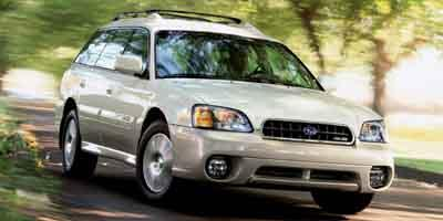 2004 Subaru Legacy Wagon Vehicle Photo in Melbourne, FL 32901