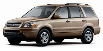 2004 Honda Pilot Vehicle Photo in Warrensville Heights, OH 44128