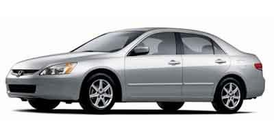 2004 Honda Accord Sedan Vehicle Photo in Joliet, IL 60435