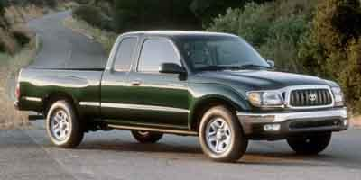 2004 Toyota Tacoma Vehicle Photo in Trevose, PA 19053