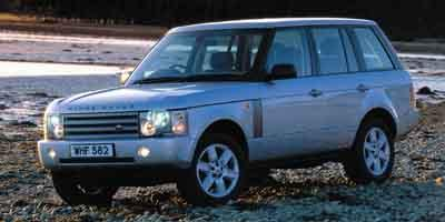 2004 Land Rover Range Rover Vehicle Photo in Doylestown, PA 18902