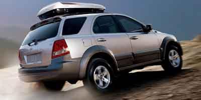 2004 Kia Sorento Vehicle Photo in Mission, TX 78572