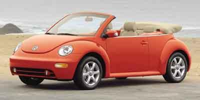 2004 Volkswagen New Beetle Convertible Vehicle Photo in Newton Falls, OH 44444
