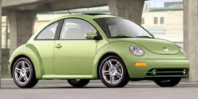 2004 Volkswagen New Beetle Coupe Vehicle Photo in Denver, CO 80123