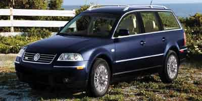 2004 Volkswagen Passat Wagon Vehicle Photo in OKLAHOMA CITY, OK 73131