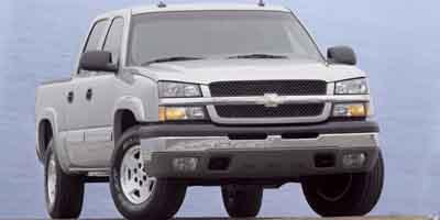 2004 Chevrolet Silverado 1500 Crew Cab Vehicle Photo in Kansas City, MO 64118