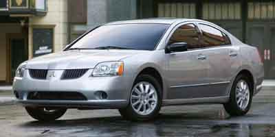 2004 Mitsubishi Galant Vehicle Photo in Akron, OH 44312