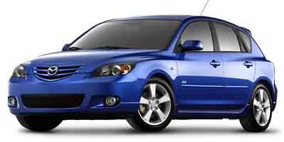 2004 Mazda3 Vehicle Photo in Rockville, MD 20852