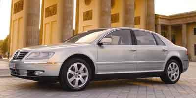 2004 Volkswagen Phaeton Vehicle Photo in Spokane, WA 99207