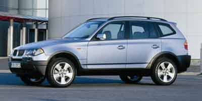 2004 BMW X3 3.0i Vehicle Photo in Anchorage, AK 99515