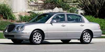 2004 Kia Amanti Vehicle Photo in Merrillville, IN 46410