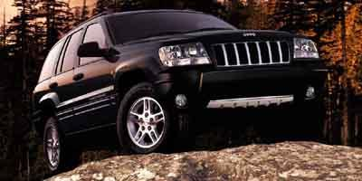 2004 Jeep Grand Cherokee Vehicle Photo in Casper, WY 82609