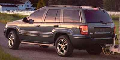 2004 Jeep Grand Cherokee Vehicle Photo in Colma, CA 94014