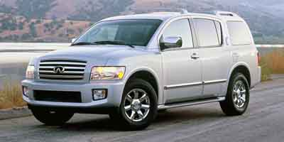 2004 INFINITI QX56 Vehicle Photo in Baton Rouge, LA 70806