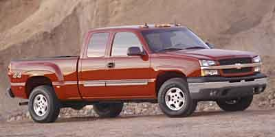 2004 Chevrolet Silverado 1500 Vehicle Photo in Clinton, MI 49236