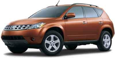2004 Nissan Murano Vehicle Photo in Long Island City, NY 11101