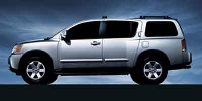 2004 Nissan Pathfinder Armada Vehicle Photo in Anaheim, CA 92806