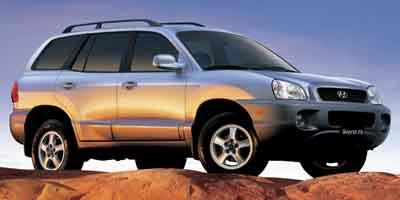 2004 Hyundai Santa Fe Vehicle Photo in Trevose, PA 19053