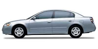 2004 Nissan Altima Vehicle Photo in Knoxville, TN 37912