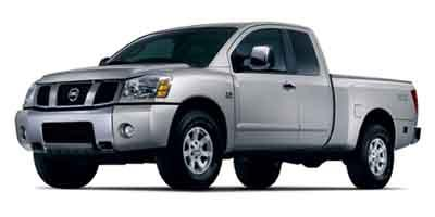 2004 Nissan Titan Vehicle Photo in Medina, OH 44256