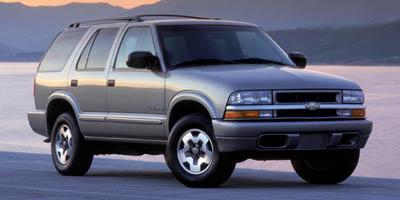2004 Chevrolet Blazer Vehicle Photo in Lake Bluff, IL 60044