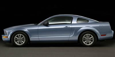 2005 Ford Mustang Vehicle Photo in Spokane, WA 99207