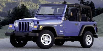 2005 Jeep Wrangler Vehicle Photo in Boonville, IN 47601