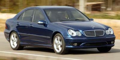 2005 Mercedes-Benz C-Class Vehicle Photo in Colorado Springs, CO 80905